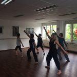 Tanzgymnastik Damen-Fitness Ballettschule Tanzstudio Mona Gerards