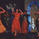 Orientalischer Tanz Ballettschule Tanzstudio Mona Gerards